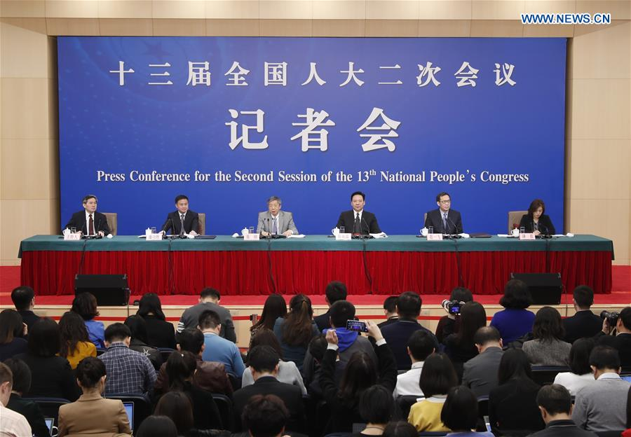 PBOC holds press conference on financial reform, development