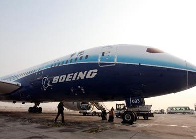 Boeing shares plunge after deadly 737 Max jet crash