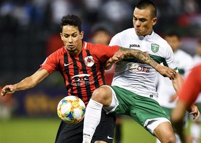 Al Rayyan SC beats PFC Lokomotiv 2-1 at 2019 AFC Champions league