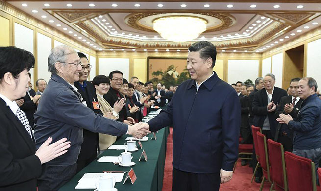 Xi stresses ideological and political education in schools