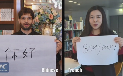When China meets France