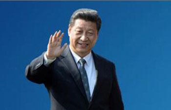 Chinese president visits Italy, Monaco, France