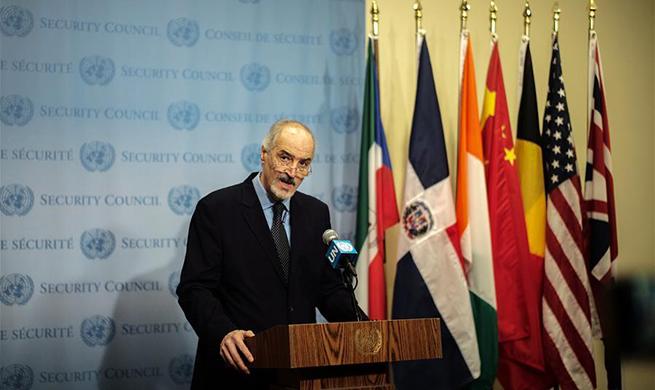 Golan Heights will always remain Arab Syrian territory: envoy