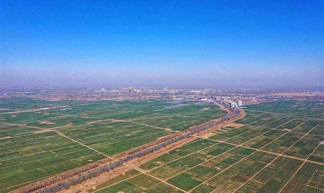 Xinhua Headlines: China to start wide-ranging construction at Xiongan New Area