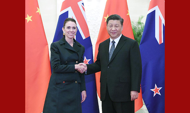China, New Zealand agree to deepen comprehensive strategic partnership