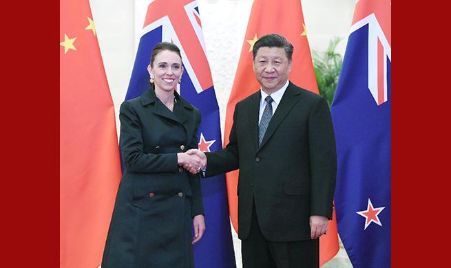 China, New Zealand agree to deepen comprehensive strategic partnership