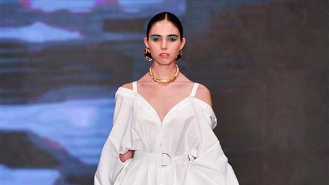 Mercedes-Benz Fashion Week: Armando Takeda Show in Mexico