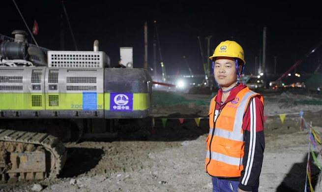 People in China's Xiongan joining in building high-profile city from scratch