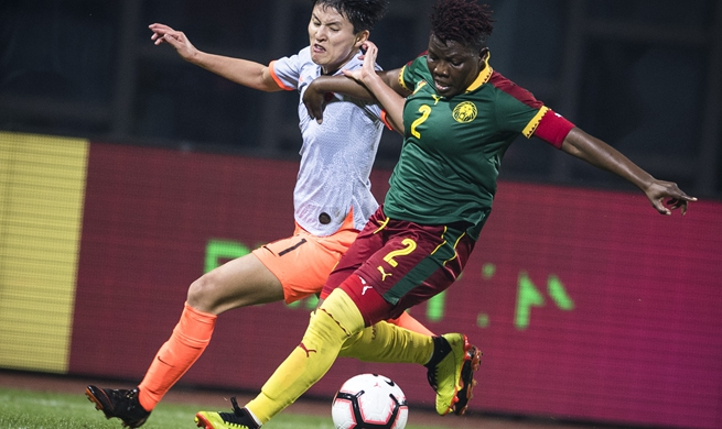China wins Four-Nation Women's Soccer Invitational crown
