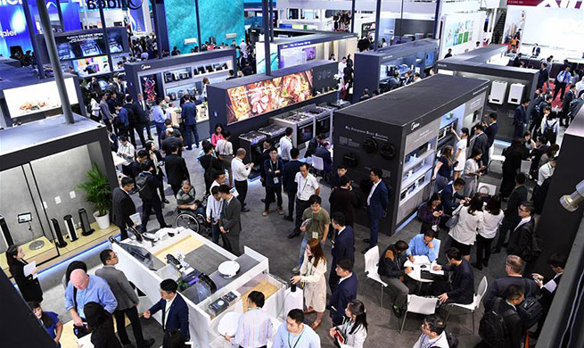 Canton Fair opens in Guangzhou