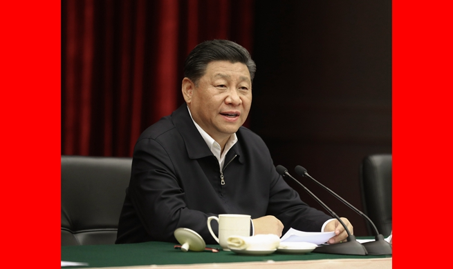 Xi presides over symposium about solving prominent problems in Chongqing