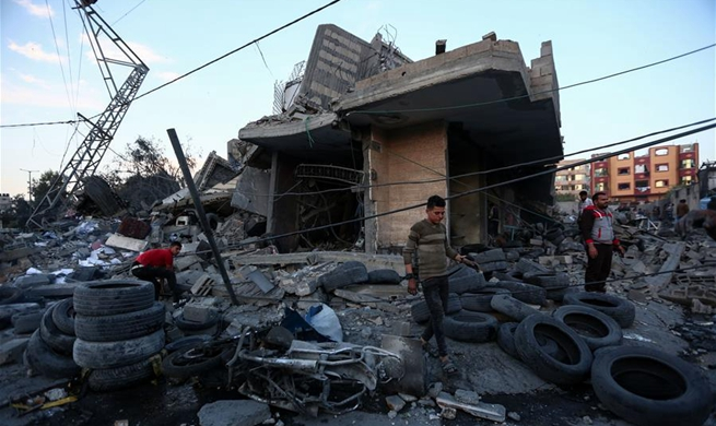 Hamas chief says calm in Gaza possible if Israel committed to ceasefire