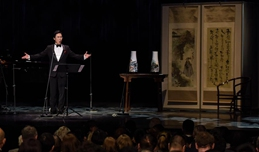 Liao Changyong solo concert staged in Vienna, Austria