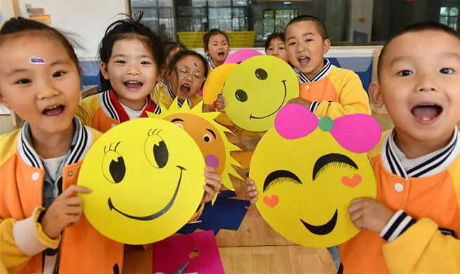World Smile Day marked in China