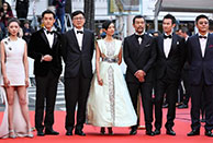"""Chinese film """"Wild Goose Lake"""" premieres at Cannes Film Festival"""