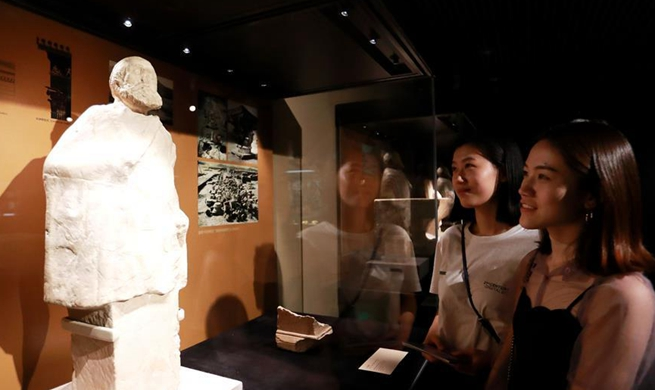Exhibition of Afghan national treasures held in Beijing during CDAC