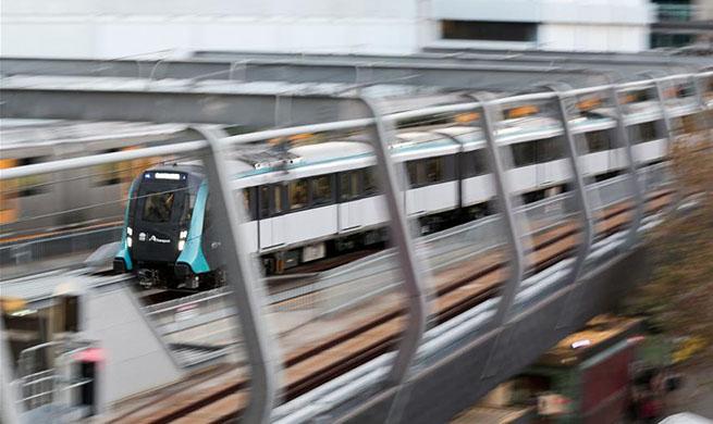 Sydney's new driverless northwest Metro opens