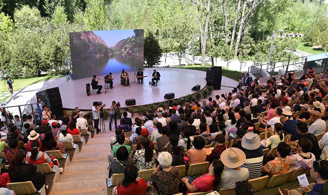 Syria Day event kicks off at Expo 2019 Beijing