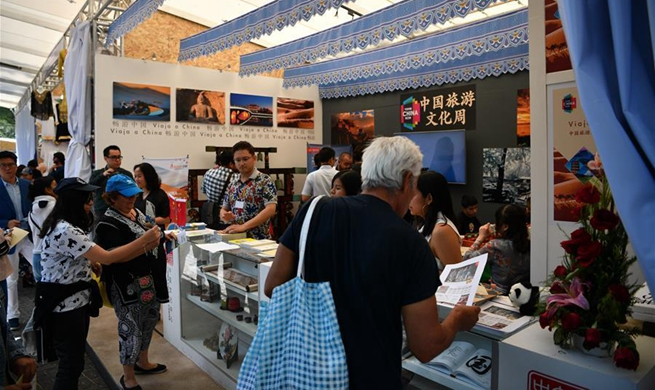 China broadens participation in Mexico's int'l culture fair