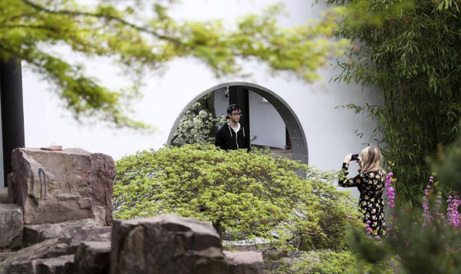 Xinhua Headlines: Suzhou Classical Gardens: embodiment of harmony between nature and man