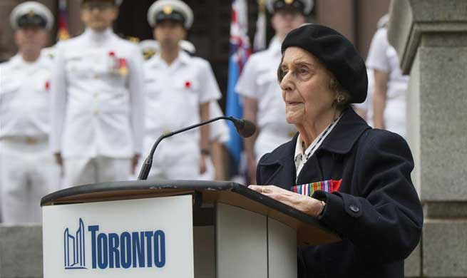 75th anniversary of D-Day Landings marked in Canada