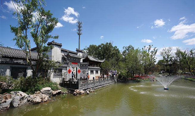 Eco-China: Anhui witnesses on-going improvement of natural environment