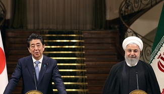 Iran's Rouhani says Japan wants to keep buying Iranian oil