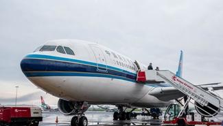 China Southern Airlines launches Nairobi-Changsha direct flight