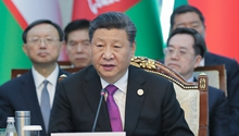Chinese president calls for closer SCO community with shared future