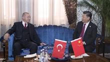 Chinese, Turkish presidents vow to promote bilateral cooperation