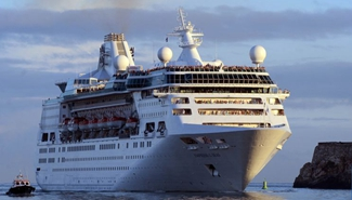 Spotlight: Chinese cruise tourism market to flourish with massive growth potential