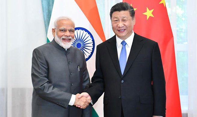 China ready to join India for closer development partnership
