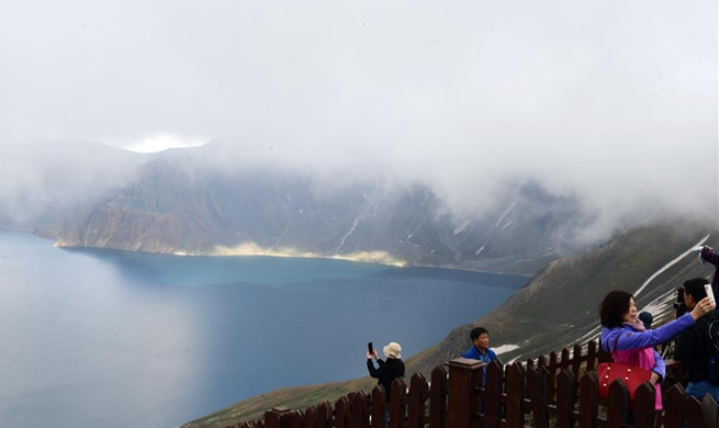NE China's Changbai Mountain Nature Reserve enters tourism season