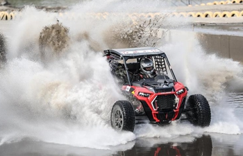 In pics: China Offroad Championship