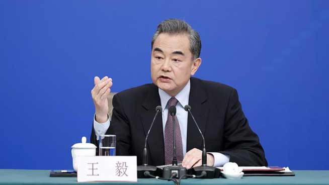 China, DPRK to jointly build ties for new era: FM