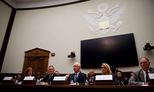"""Hearing on """"Status of the Boeing 737 MAX: Stakeholder Perspectives"""" held in Washington D.C."""