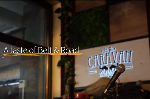 A taste of Belt & Road: Explore Moroccan food in Beijing