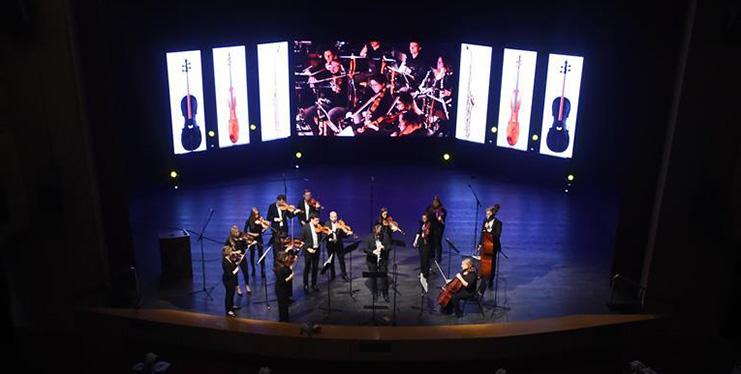 22nd Int'l Music Festival held in Kuwait