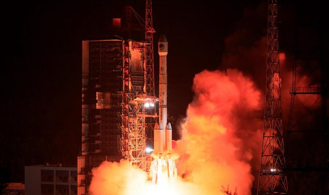 China launches new BeiDou satellite