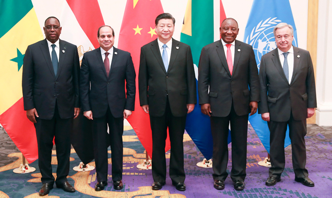 Xi puts forward 3-point proposal on developing China-African relations
