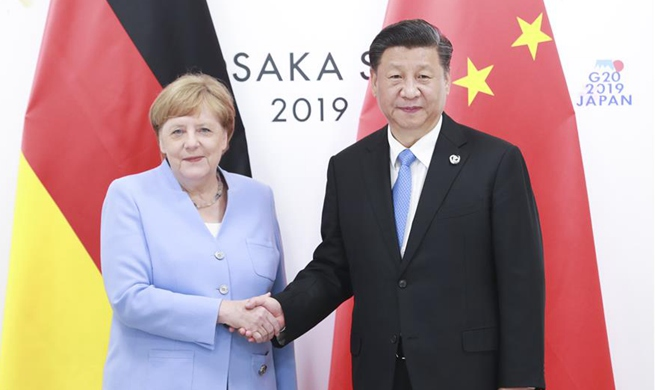 China, Germany voice support for multilateralism