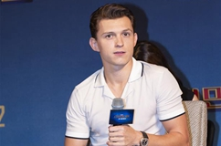 """Tom Holland attends press conference of film """"Spider-Man: Far From Home"""" in Seoul"""