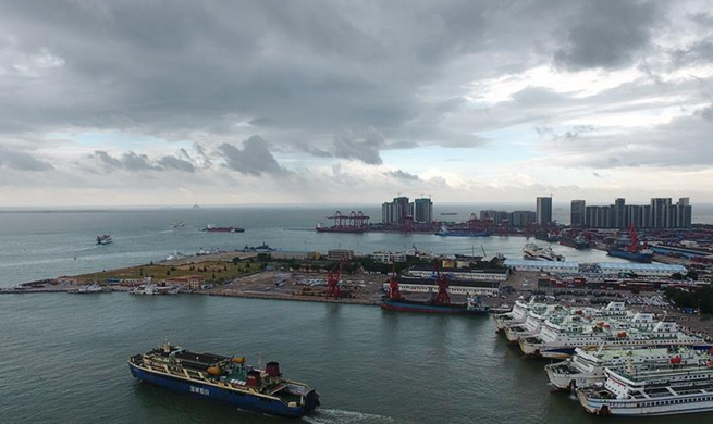 Hainan issues alert for forthcoming typhoon