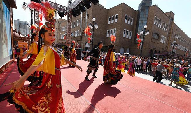 Urumqi's Grand Bazaar sees over 1.7 mln visitors since June 2019