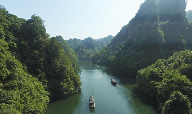 Green development becomes highlight of Hunan Province
