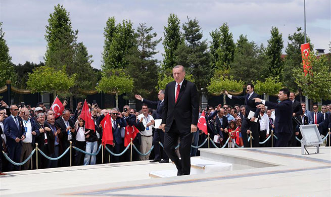 Turkey marks third anniversary of failed coup
