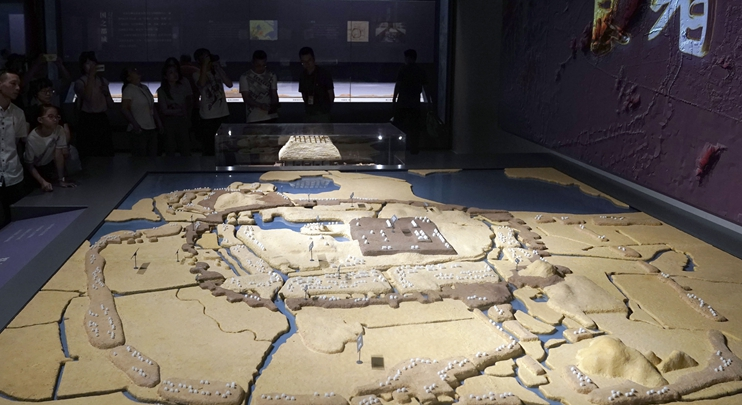 "Exhibition featuring world heritage ""Liangzhu City"" opens in Beijing"
