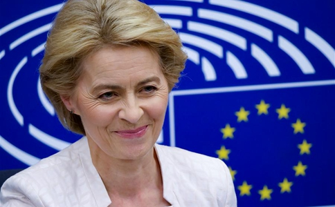 Spotlight: Von der Leyen becomes first female EU executive chief with narrow win