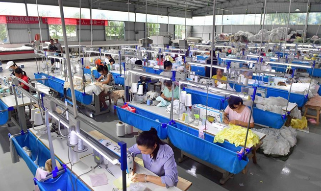 Poverty alleviation program helps create jobs for poverty-stricken communities in Guangxi