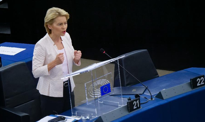 German political parties remain divided over von der Leyen's EU candidacy
